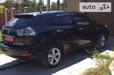 Lexus RX 300 FULL EUROPE  2004
