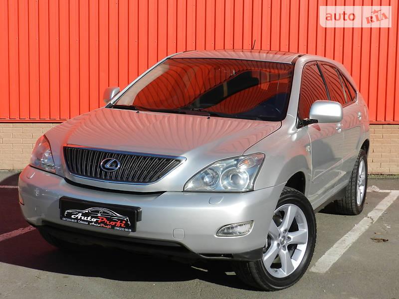 Lexus RX 2005 року