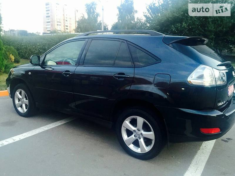 Lexus RX 2005 года