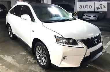 Lexus RX 350 Luxury 2012