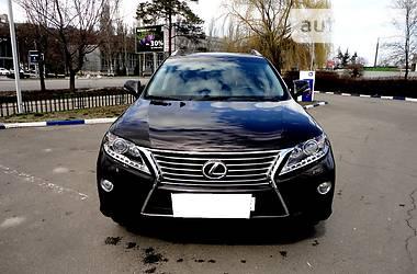 Lexus RX 350 JAPAN STAR 2013