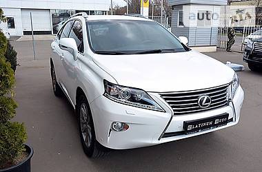 Lexus RX 350 EXECUTIVE NAVI 2013