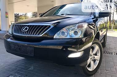 Lexus RX 350 BLACK_WOOD 2009