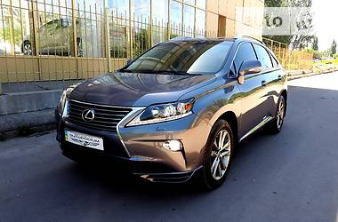 Lexus RX 350 Executive 2013