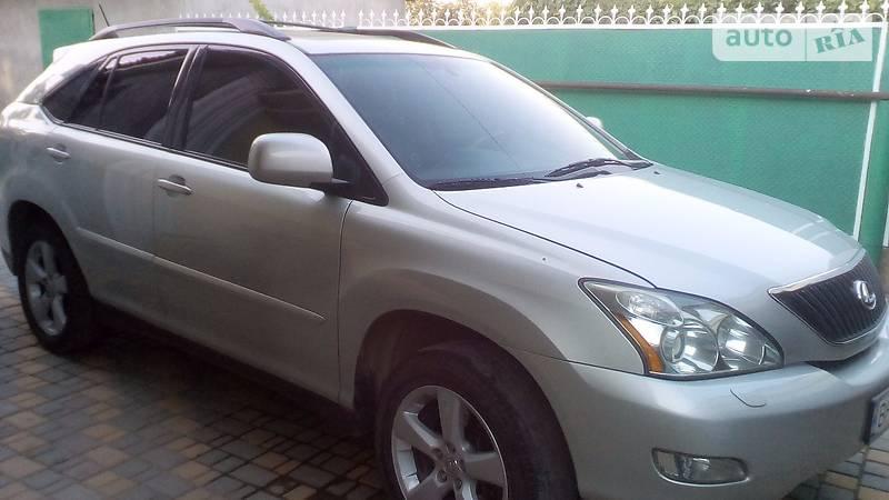 Lexus RX 2006 року