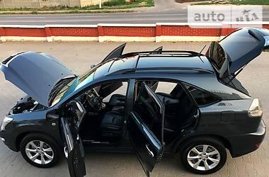 Lexus RX 350 EUROPA//RESTAILING 2008
