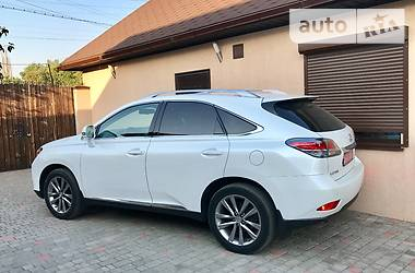 Lexus RX 350 Executive 2012