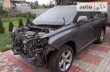 Lexus RX 350  2011