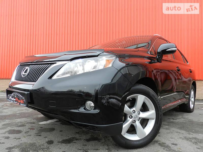 Lexus RX 2010 року