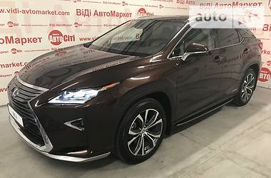 Lexus RX 450 H Executive+ 2016