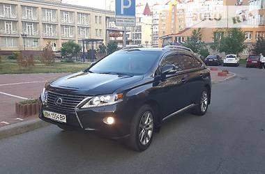Lexus RX 450   2012