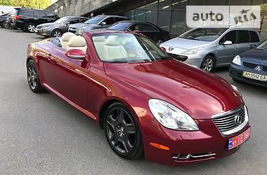 Lexus SC 430 Luxury 2008