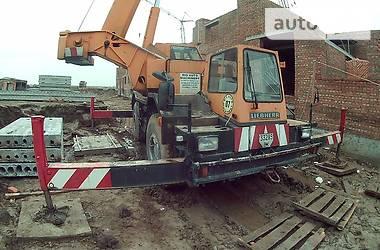Liebherr LTM LTM-1030 1989