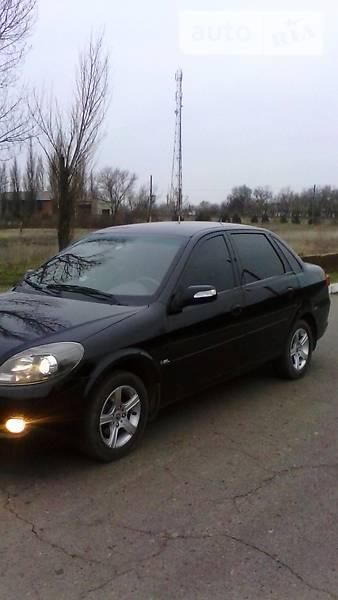 Lifan 520 2012 года