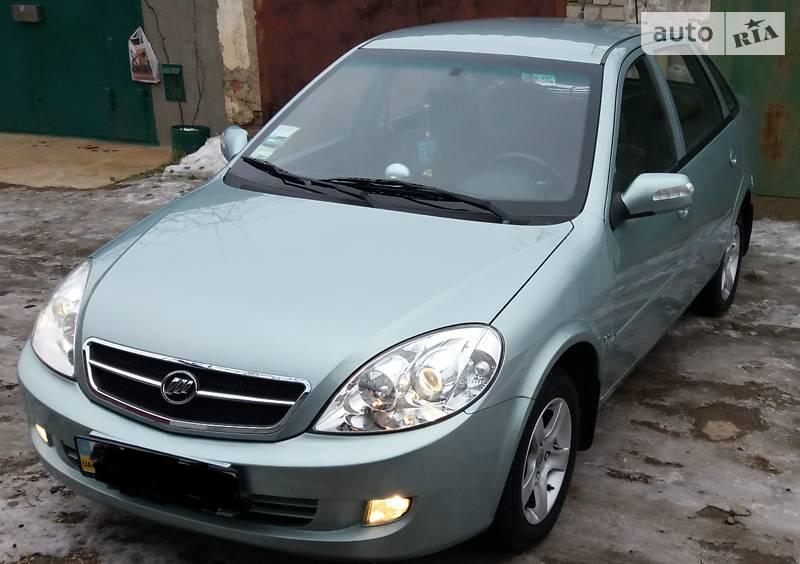 Lifan 520 2007 года