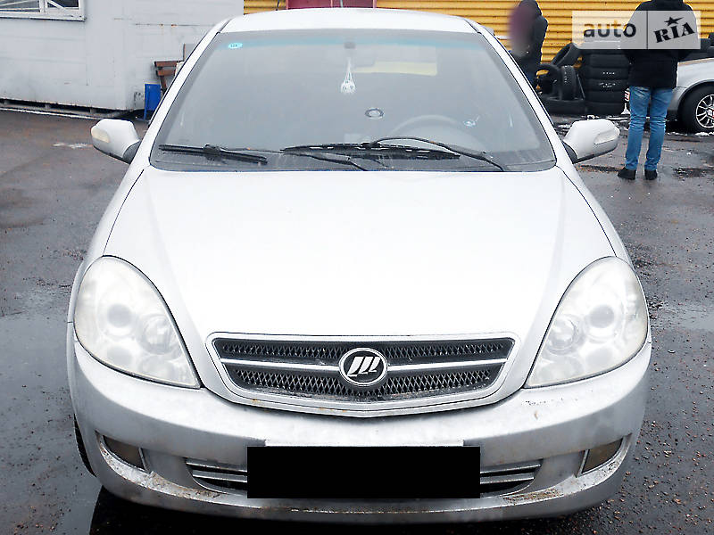 Lifan 520 2008 года