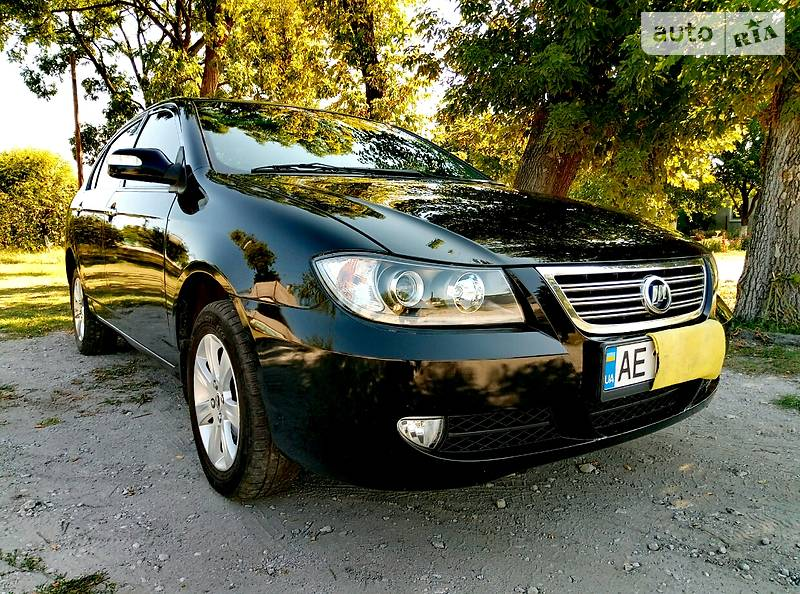 Lifan 620 2011 года