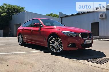 Характеристики BMW 3 Series GT Лифтбек