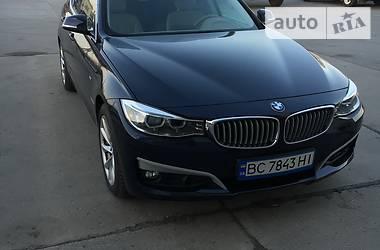 Характеристики BMW 3 Series GT Ліфтбек