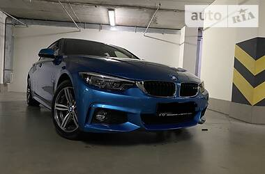 Характеристики BMW 4 Series Gran Coupe Лифтбек