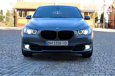 Характеристики BMW 5 Series GT Лифтбек