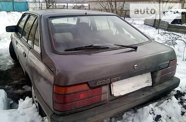 Характеристики Mazda 626 Лифтбек