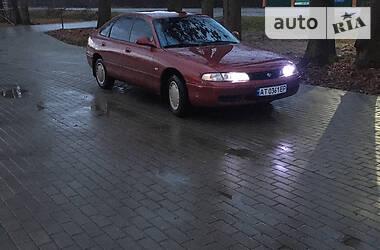Характеристики Mazda 626 Ліфтбек
