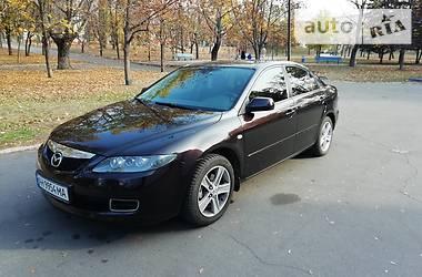 Характеристики Mazda 6 Лифтбек