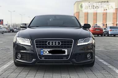 Характеристики Audi A5 Лифтбек