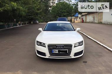 Характеристики Audi A7 Лифтбек