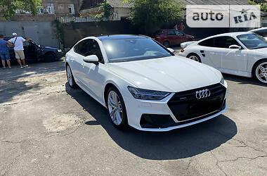 Характеристики Audi A7 Ліфтбек
