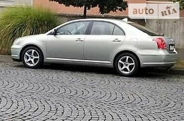 Характеристики Toyota Avensis Лифтбек