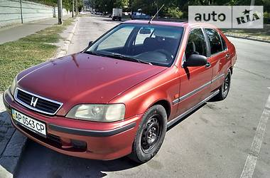 Характеристики Honda Civic Лифтбек