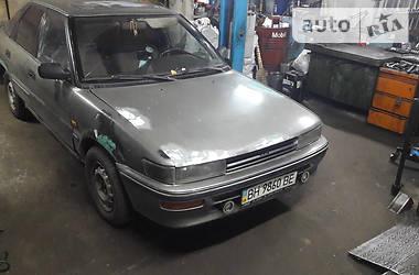 Характеристики Toyota Corolla Лифтбек