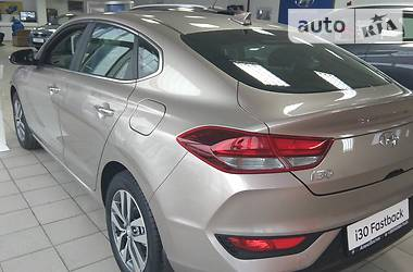 Ціни Hyundai Ліфтбек