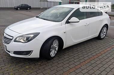 Характеристики Opel Insignia Лифтбек
