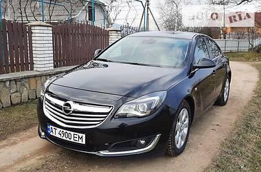 Характеристики Opel Insignia Ліфтбек