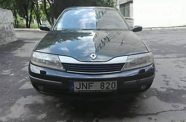 Характеристики Renault Laguna Лифтбек