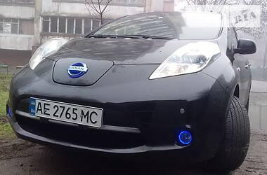 Характеристики Nissan Leaf Лифтбек