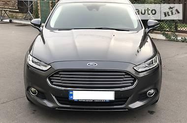 Характеристики Ford Mondeo Лифтбек