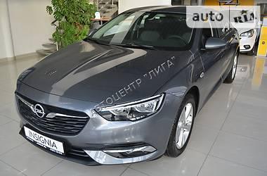 Ціни Opel Ліфтбек