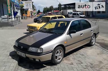 Характеристики Nissan Primera Ліфтбек