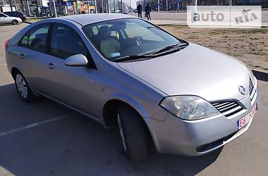 Характеристики Nissan Primera Лифтбек