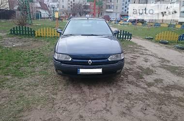 Характеристики Renault Safrane Лифтбек