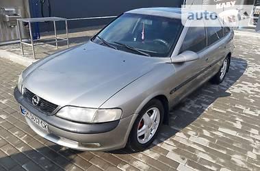 Характеристики Opel Vectra B Ліфтбек