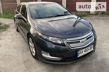 Характеристики Chevrolet Volt Лифтбек