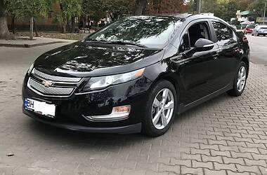 Характеристики Chevrolet Volt Ліфтбек