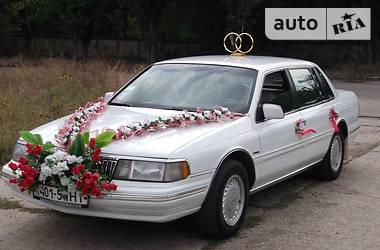 Lincoln Continental  1991