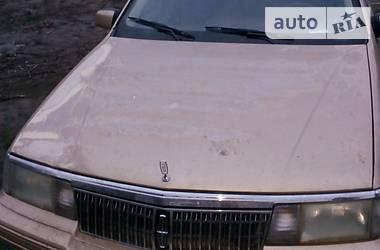 Lincoln Continental  1990