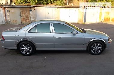 Lincoln LS continental 3.9 2000